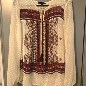 women's blouse / long sleeve blouse